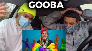 6IX9INE - GOOBA | REACTION REVIEW