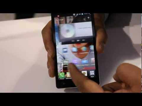 LG Optimus 4X HD: Hands-on