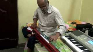 Bulbul - Kannada Song Mariya My Darling (1980 Mariya My Darling) on Bulbul Tarang/Banjo by Vinay M Kantak