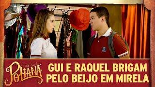 Baixar Guilherme e Raquel brigam pelo beijo em Mirela | As Aventuras de Poliana