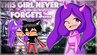 Girl that NEVER FORGETS!!! | Gacha Life / Gachaverse / Gacha Studio ORIGINAL (Short/Mini Movie)