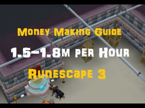 1.5-1.8M Per Hour – Low to Medium Combat Level Players – Money Making Guide 2013 – EOC Runescape 3