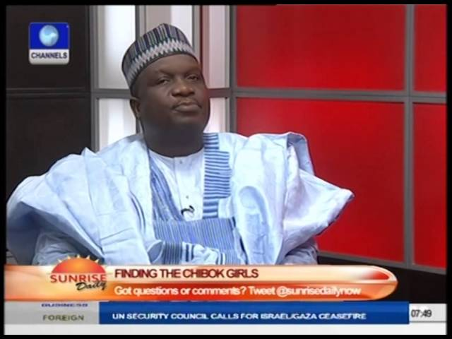 Insurgency: Borno Government Cooperating Well With FG -- Modibbo. PT2
