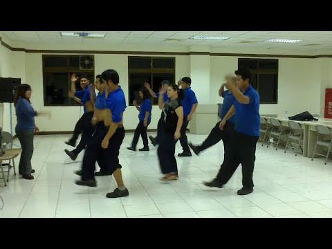 晉禾企業 電鍍課 排練跳少女時代 - Oh!