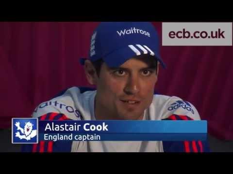 England captain Alastair Cook hails James Anderson's 'remarkable' achievements