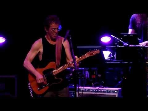 Lou Reed - Sweet Jane (Live in Copenhagen, June 18th, 2012)