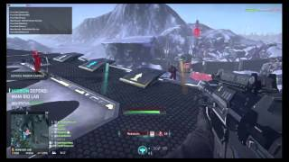Planetside 2 PS4: A Room With XxX (random gameplay)