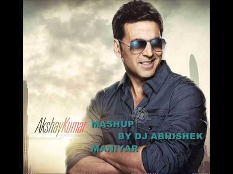 Hookah Bar Vs  Bismillah Akshay Kumar Mashup)dj Abhishek Manyar video