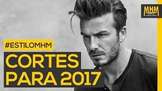 ✂️ Cortes de Cabelo Masculino para 2017 ✂️