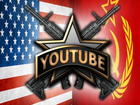 Guns of YouTube