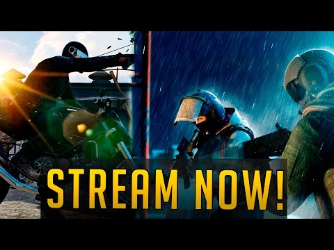 Rainbiw Six Siege - Livestream!!!