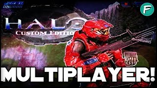 HALO CE [Combat Evolved]- MULTIPLAYER!