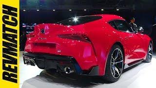 2020 Toyota Supra - First Impressions