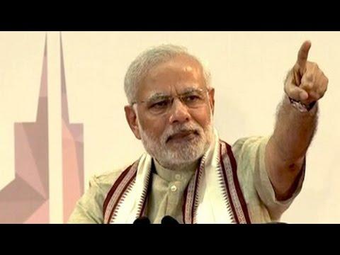 'I am witnessing a mini-India here,' says PM Modi in Dubai