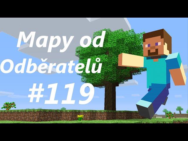 Český Let's Play Minecraft mapy od odběratelů: Spikespiegel, smajlik7, houserr