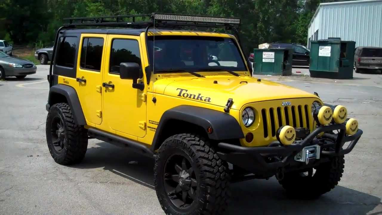 U17995a 2011 Jeep Wrangler Unlimited Sport 4wd Youtube