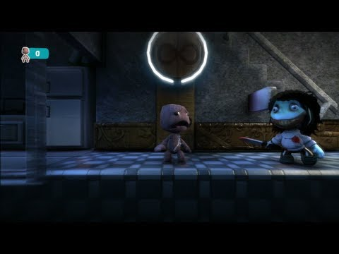 LittleBigPlanet 2 - Beware of Jeff The Killer   By CrimsonFang9 (HD)