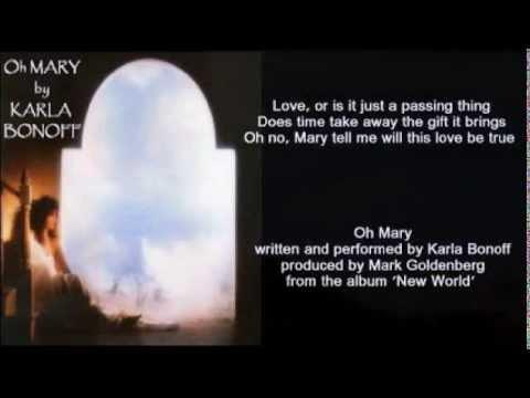 Karla Bonoff - Oh Mary