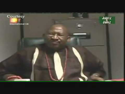 Hon. Patrick Obahiagbon Nigerian President In The Making..edo State.flv video