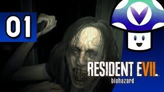[Vinesauce] Vinny - Resident Evil 7: Biohazard (part 1)