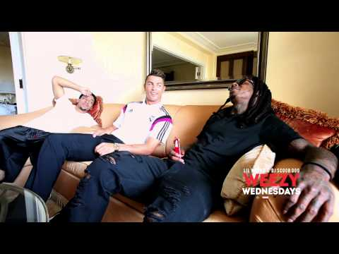 Weezy Wednesdays Ep. 22 : Lil Wayne Santi and Cristiano Ronaldo Announce Euros New Leak