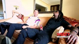 Weezy Wednesdays | Ep. 22 : Lil Wayne, Santi and Cristiano Ronaldo Announce Euro