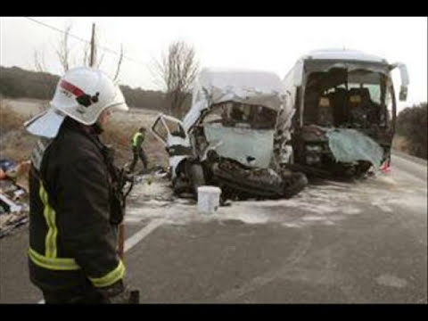 accidentes de autobuses