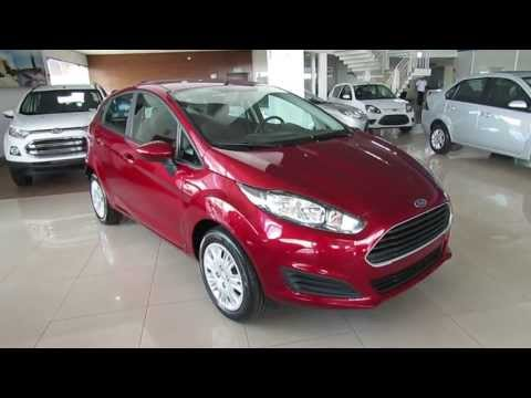 Ford Fiesta S 2014 - www.car.blog.br