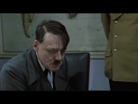 Hitler rants about being killed in the Command & Conquer Red Alert