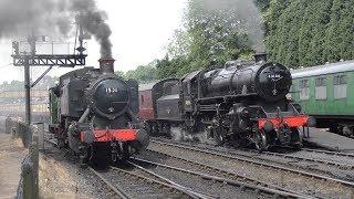 download lagu Severn Valley Railway - June 21st - 2017 gratis