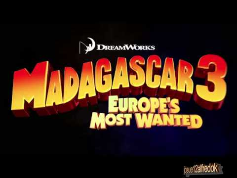 Madagascar 3 Soundtrack (13) - I Like To Move It Afro Circus (hd) video