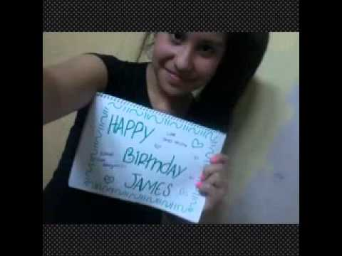 HAPPY BIRTHDAY JAMES MASLOW !! RUSHERS PARAGUAYas