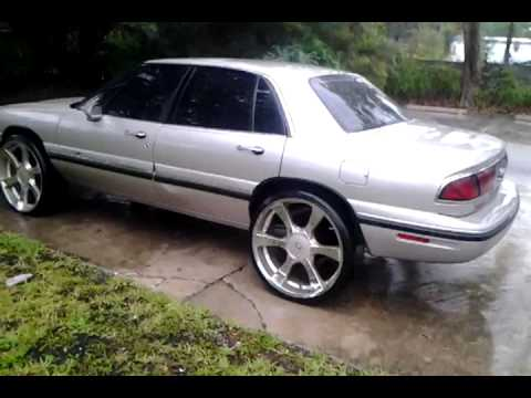 Buick Lesabre On 24s