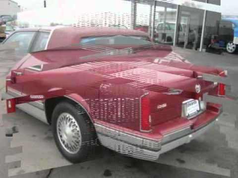 1990 Cadillac Eldorado Council Bluffs, Ia 39982a video