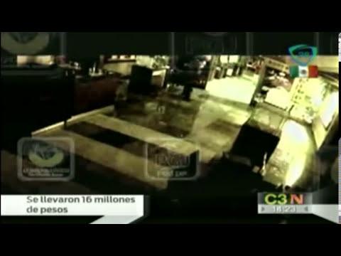 Revelan video de asalto a joyería en Galerías Insurgentes