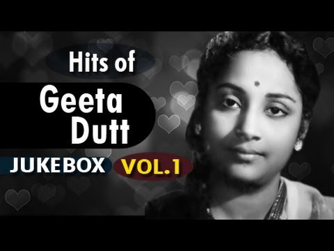 Superhit songs of Geeta Dutt - Jukebox Vol.1