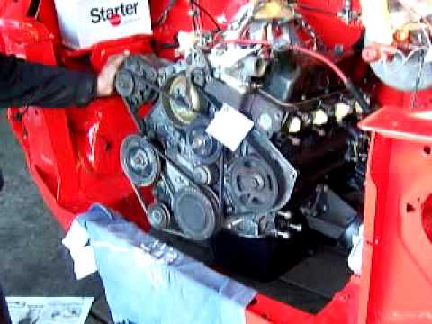 Image Result For Ford Transit Banana Engine