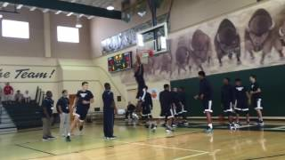 3 Best Pre Game Basketball  Warmup Drills