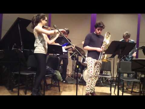 Brookline High School Jazz Collective Evil Birdman of Funk