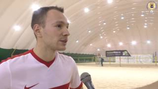 Юрий Котов о старте в Санкт-Петербурге