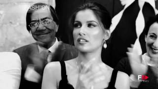 Super Model  LAETITIA CASTA for Dolce&Gabbana by Fashion Channel