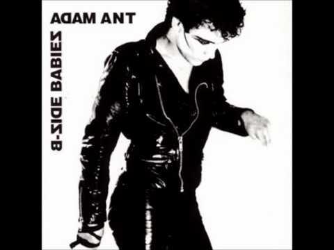Adam Ant - B-Side Baby