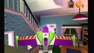 Toy Story 2 Walkthrough Part 1