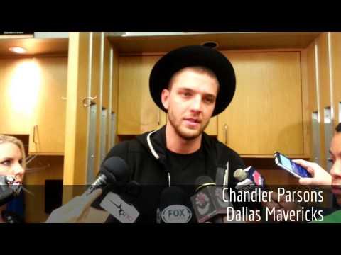 Chandler Parsons on Mavs Losing Streak