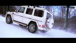 First Tracks at Stowe Mountain Resort -- Mercedes-Benz G-Class