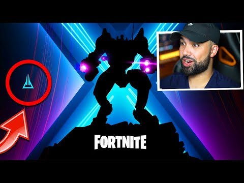 Fortnite Season 10 - HE'S BACK!