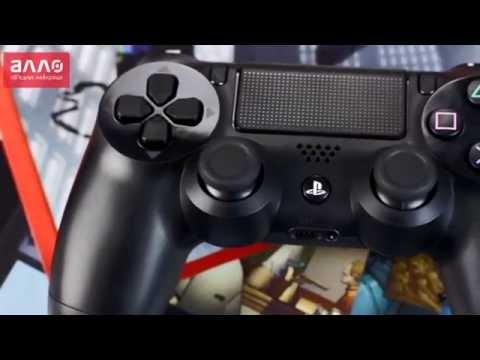 Видео-обзор игровой консоли Sony PlayStation 4