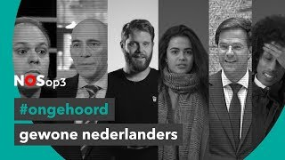 Wie is de gewone Nederlander?   NOS op 3