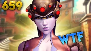 NEW Mutant Widow!!   Overwatch Daily Moments Ep.659 (Funny and Random Moments)