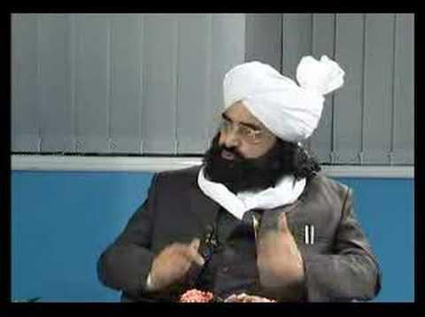 Iftikhar Chaudri-  Pir Naseer Ud Din Shah on Tasawuf